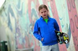 Dětská mikina Kids Premium Sweat Jacket se zipem