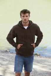 Mikina s kapucí Premium Hooded Sweat Jacket - Výprodej