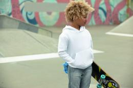 Dětská mikina Kids Premium Hooded Sweat s kapucí - zvětšit obrázek