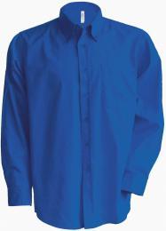 Pánská košile dlouhý rukáv NEVADA II - Výprodej