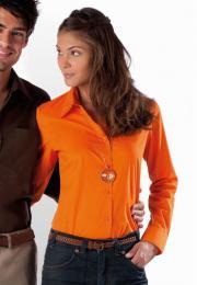 Dámská košile dlouhý rukáv JESSICA - zvětšit obrázek