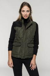Dámská prošívaná vesta Quilted Bodywarmer