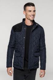 Pánská prošívaná bunda Quilted jacket - Výprodej