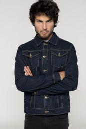 Pánská džínová bunda