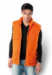 Pánská prošívaná vesta