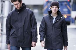 Zimní bunda Parka - zvětšit obrázek