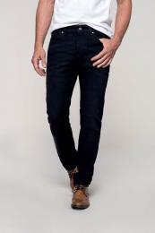 Pánské kalhoty džínového střihu