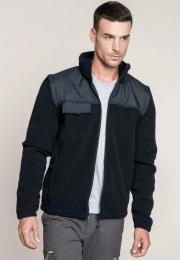 Fleecová bunda s odepínacími rukávy - zvětšit obrázek