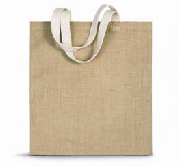 Nákupní taška Jute Canvas - zvětšit obrázek