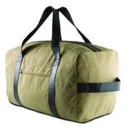 Cestovní plátěná taška - zvětšit obrázek