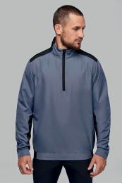 Sportovní bunda s 1/4 zipem - Výprodej