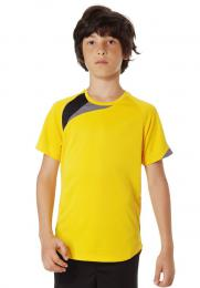 Dětské sportovní tričko kr.rukáv - zvětšit obrázek