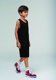 Dětská oboustranná basketbalová souprava