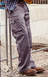 Pánské pracovní kalhoty Heavy Duty dlouhé