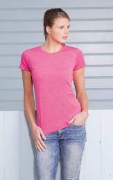 Dámské tričko melír HD Sublimation