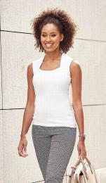 Dámské tričko Sleeveless stretch top - zvětšit obrázek