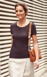 Dámské tričko Short Sleeve Stretch Top - zvětšit obrázek