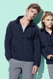 Pánská bunda Active Softshell Jacket