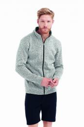 Pánská mikina Active Knit Fleece - zvětšit obrázek