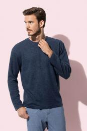 Pánský lehký úpletový svetr