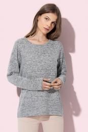 Dámský lehký úpletový svetr